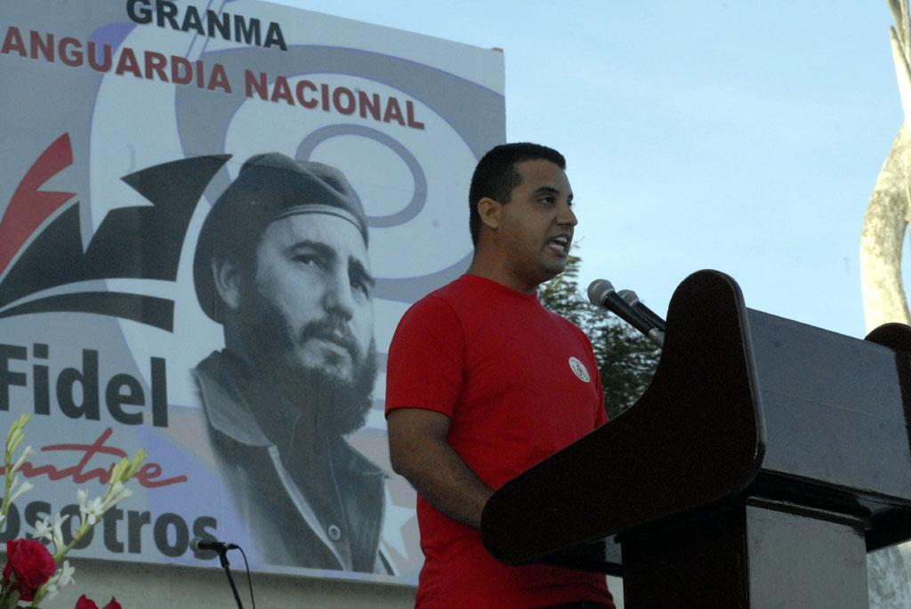 56 Aniversario de los CDR, Plaza de la Patria, Bayamo 10