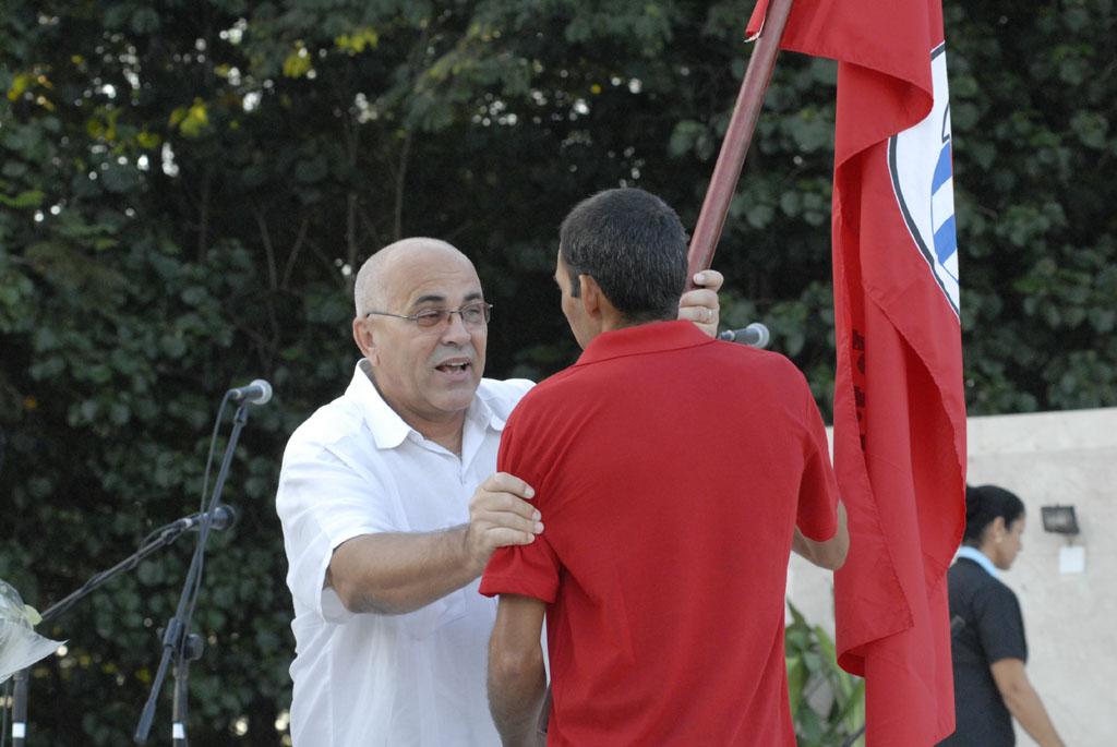 56 Aniversario de los CDR, Plaza de la Patria, Bayamo 13