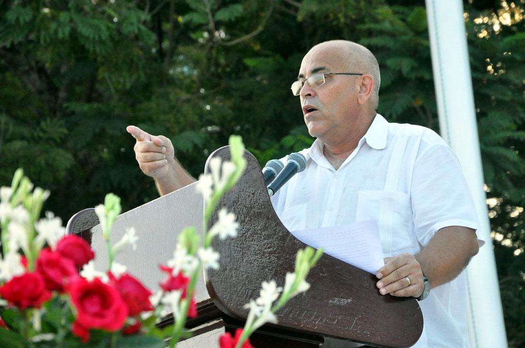 56 Aniversario de los CDR, Plaza de la Patria, Bayamo 16