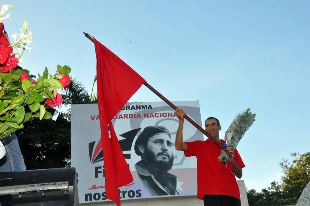 56 Aniversario de los CDR, Plaza de la Patria, Bayamo 3