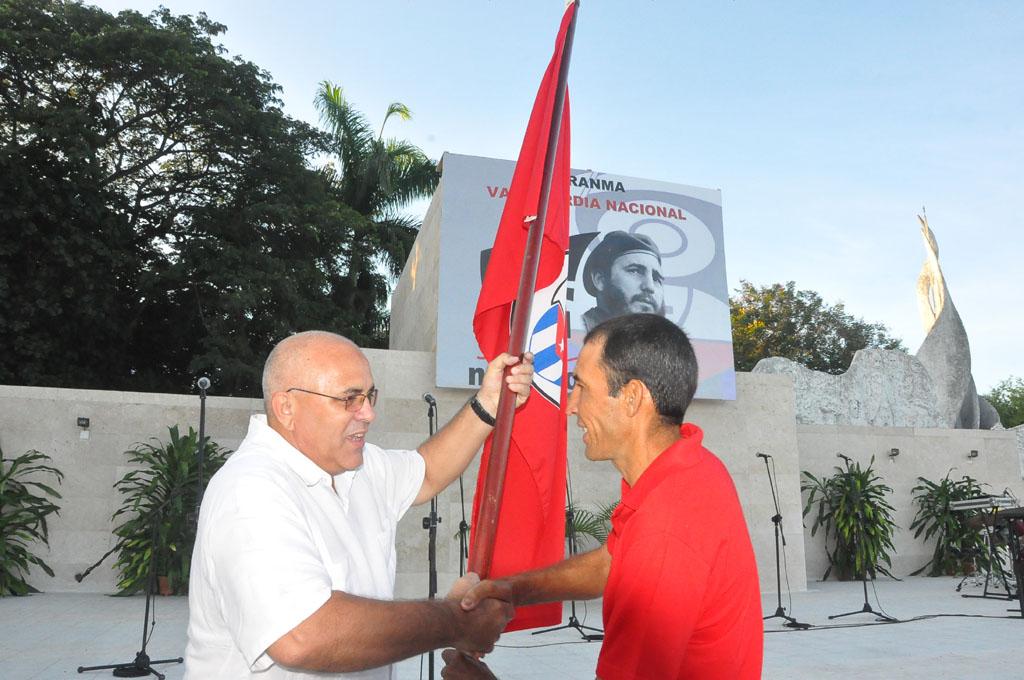 56 Aniversario de los CDR, Plaza de la Patria, Bayamo 5
