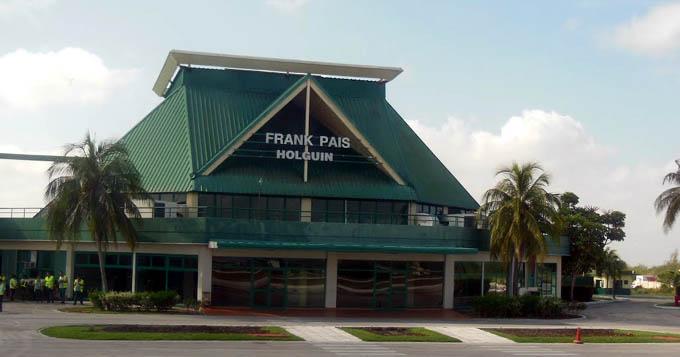 Aeropuerto Frank País