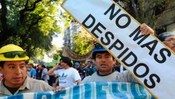 Argentina: El reclamo en la calle