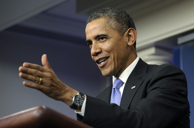 Obama en la cuerda floja sobre voto contra Arabia Saudita
