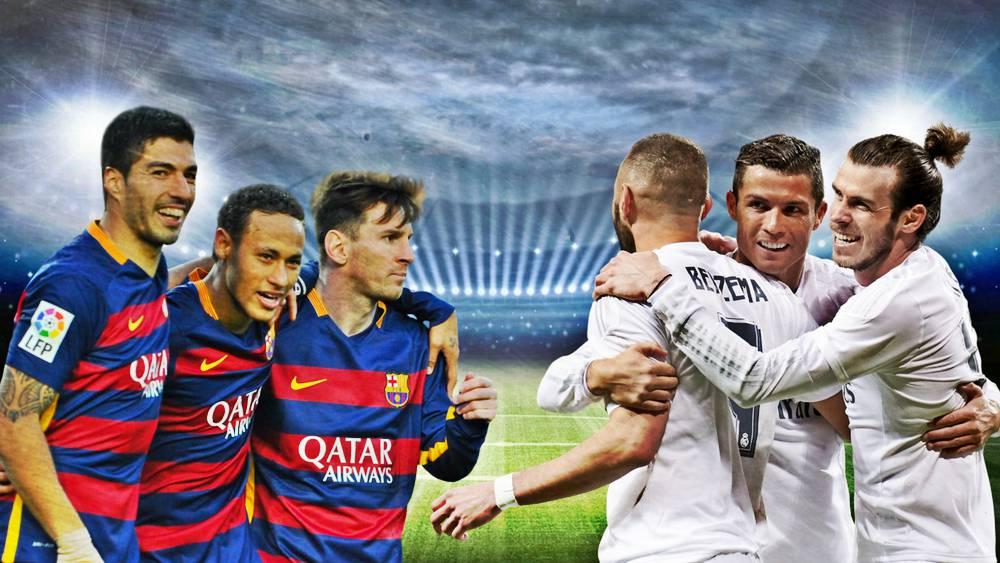 Zidane depende menos de la BBC que Luis Enrique de la MSN