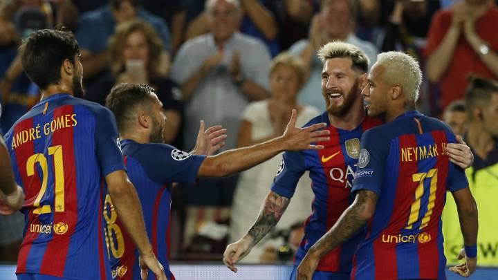 El Celtic paga la ira del Barça