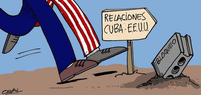 Evalúan Cuba y EE.UU. posibles vínculos económicos postbloqueo