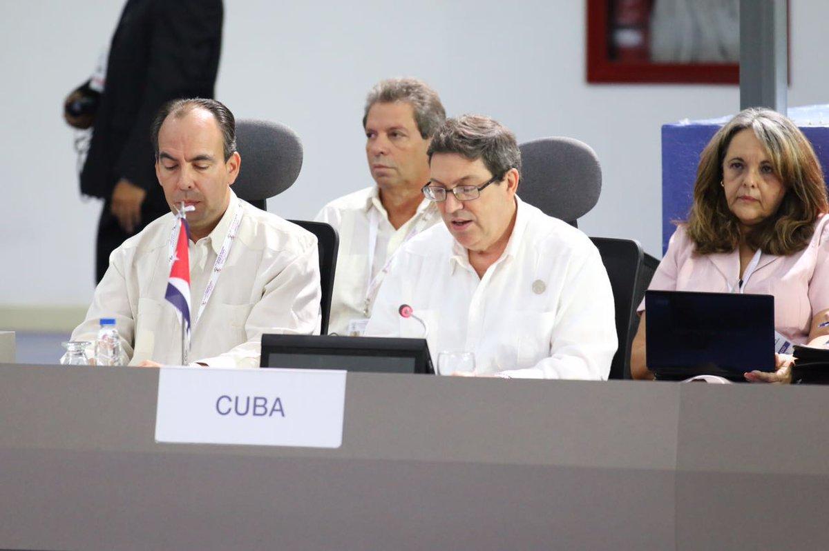 Cancilleres alistan Declaración de Margarita de Cumbre MNOAL (+ fotos y video)