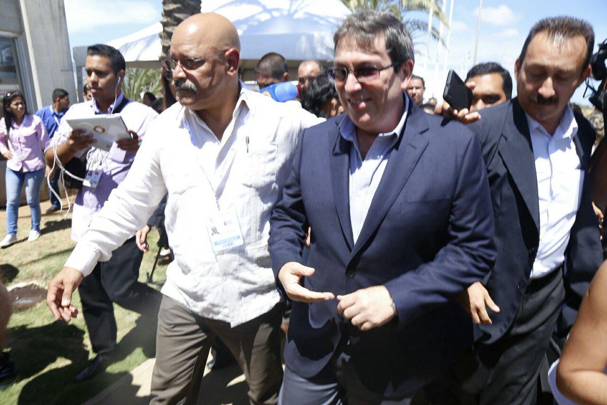 Canciller cubano insta a defender logros del Mnoal