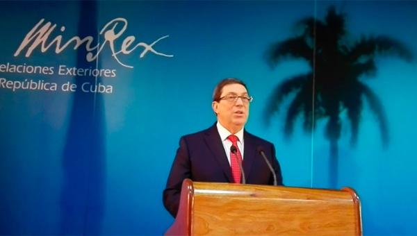 Canciller cubano: aún es imposible importar de EE.UU. a Cuba y viceversa (+ video)