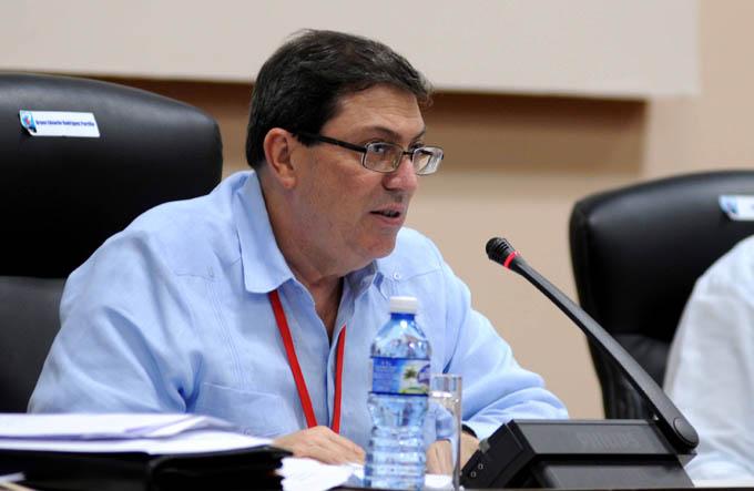 CUBA-LA HABANA-DISCUTEN CONCEPTUALIZACIÓN DEL MODELO ECONÓMICO Y SOCIAL SOCIALISTA CUBANO EN EL SÉPTIMO CONGRESO DEL PCC