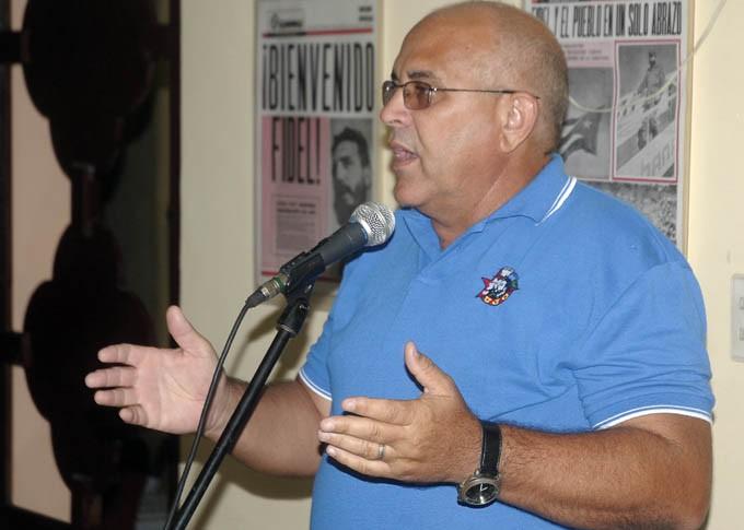 Carlos Rafael Miranda, CDR