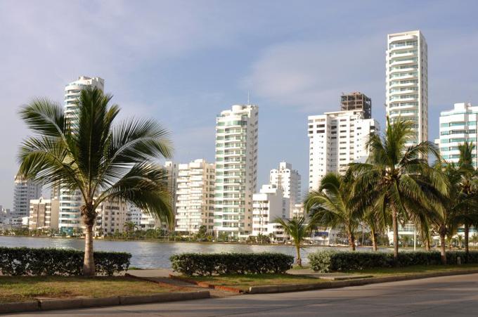 Cartagena, ciudad de las murallas y la paz