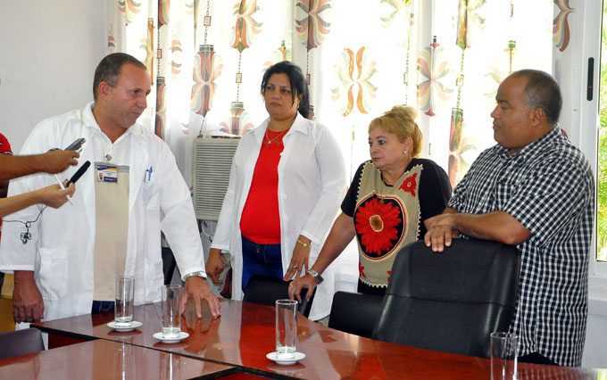 Más de seis mil jóvenes estudiarán especialidades afines a las Ciencias Médicas en Granma