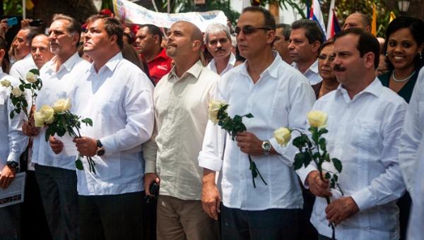 A 18 años de la injusta detención de los Cinco héroes cubanos