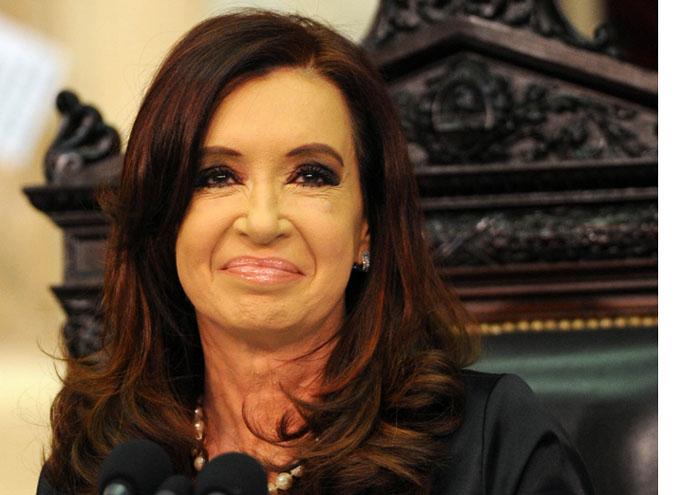 Concede Asamblea Nacional de Ecuador distinción a Cristina Fernández