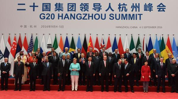 Inaugurada cumbre del G20 en China, por una mejor economía mundial