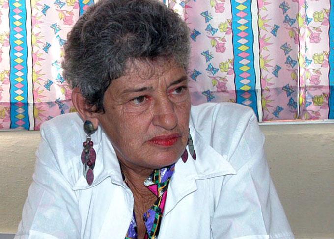 Fallece  la destacada ginecobstetra Delia Salvet Gómez