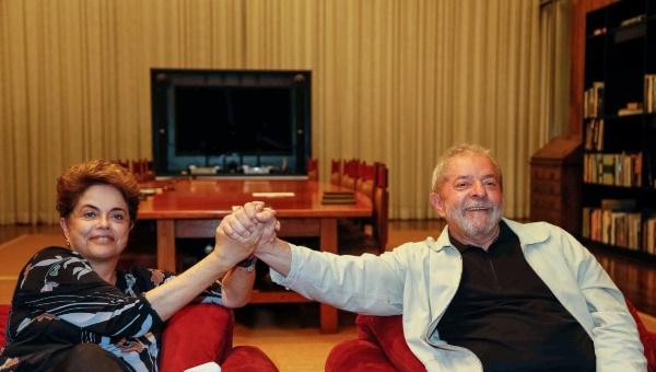 Denuncia contra Lula busca evitar su candidatura presidencial, asegura Dilma