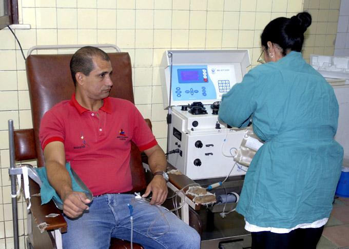 Realizan en Granma donaciones de sangre