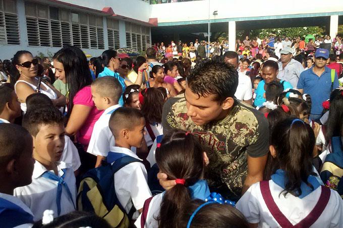 Un millón 700 mil educandos en Cuba mostrarán sus ansias de aprender