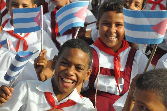 Los pioneros cubanos y el desafío de saber elegir
