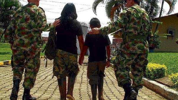 Menores comenzarán a dejar filas de las FARC-EP desde el sábado
