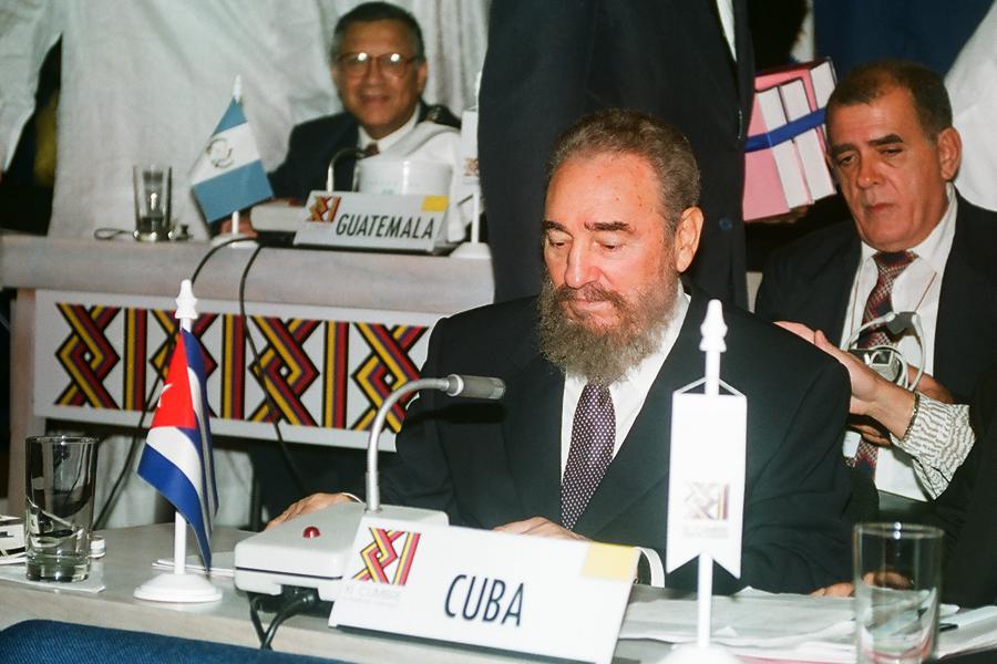 Margariteños recuerdan a Fidel Castro en cumbres anteriores