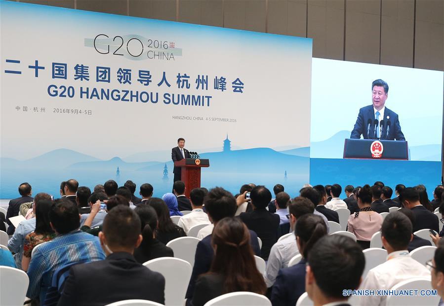 Concluye Cumbre G20 con histórico consenso sobre crecimiento mundial