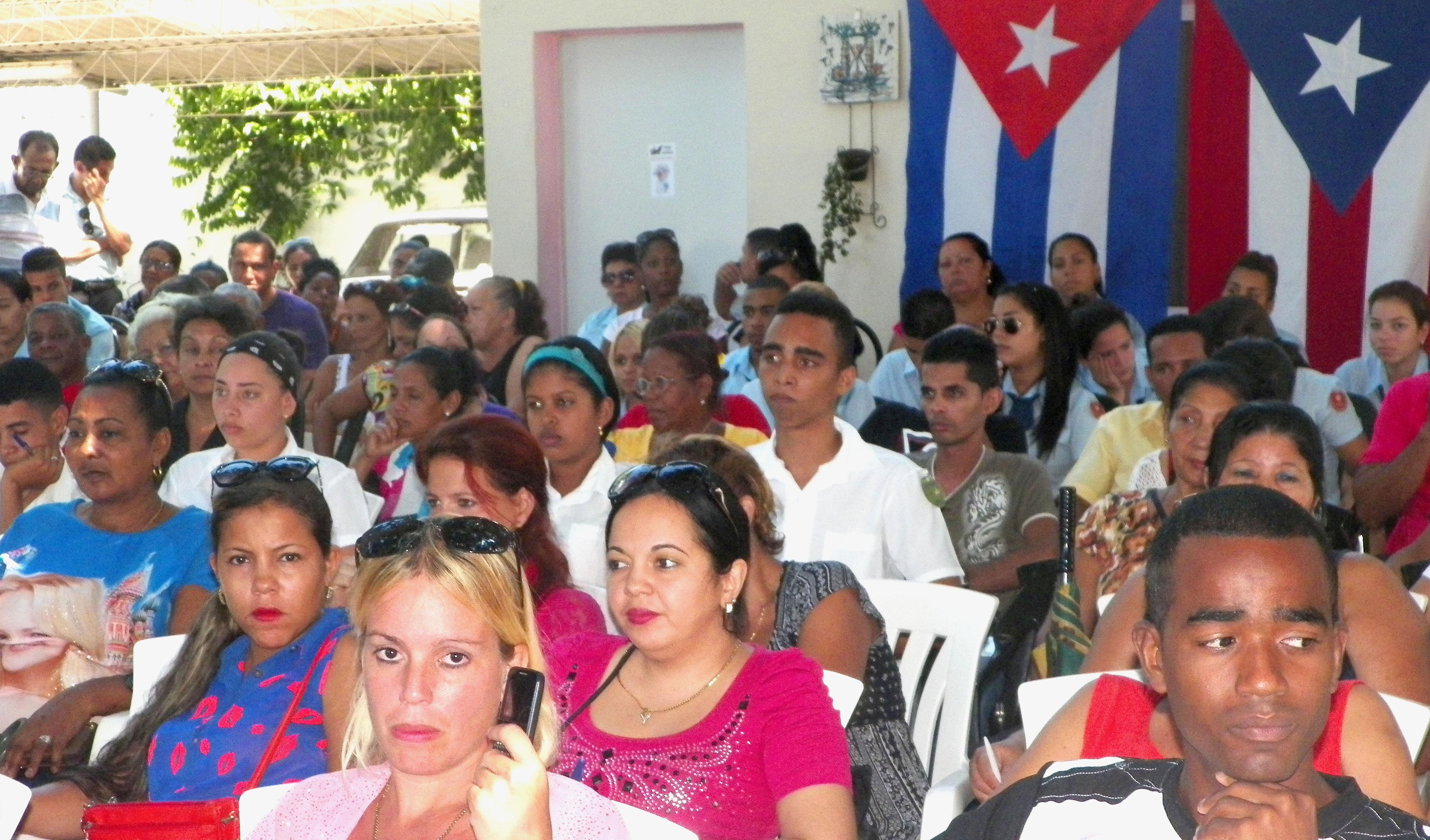 Recuerdan en Granma a independentista boricua vinculado a Cuba