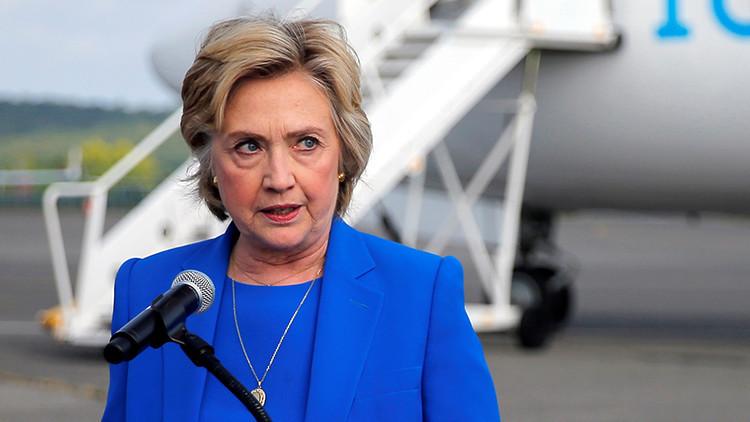 Hillary Clinton, Estados Unidos