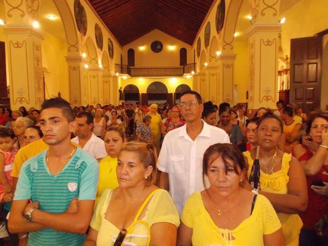 Homenaje a la Vígen de la Caridad del Cobre, Bayamo