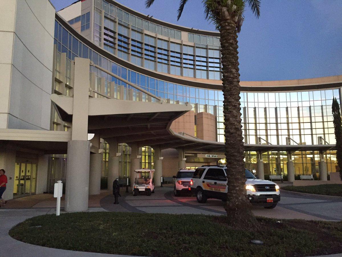 Evacúan un hospital tras una explosión en Florida