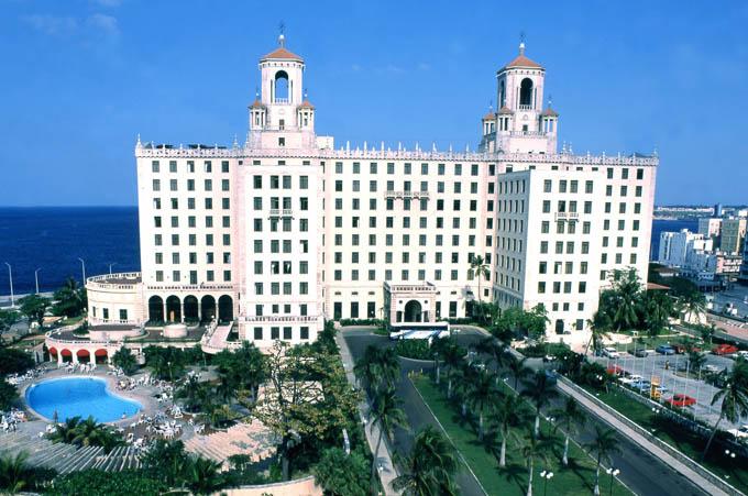 Consideran al Hotel Nacional como el mejor de Cuba