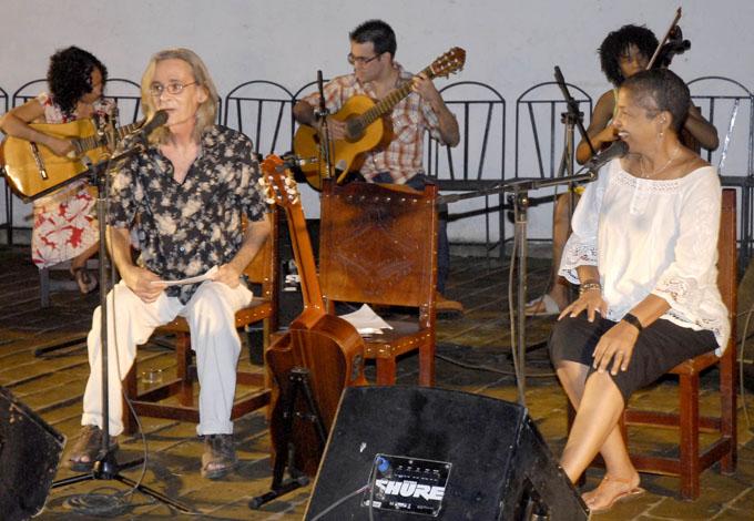 Actuarán Ireno García y Marta Campos en Bayamo