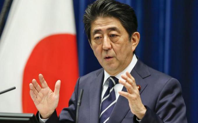 Llega a Cuba primer ministro japonés para visita oficial