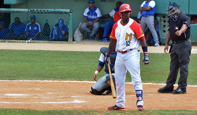 Matanzas alarga cadena de éxitos en campeonato cubano de béisbol (+ videos)
