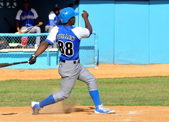 Industriales corta racha ganadora de Matanzas en béisbol cubano