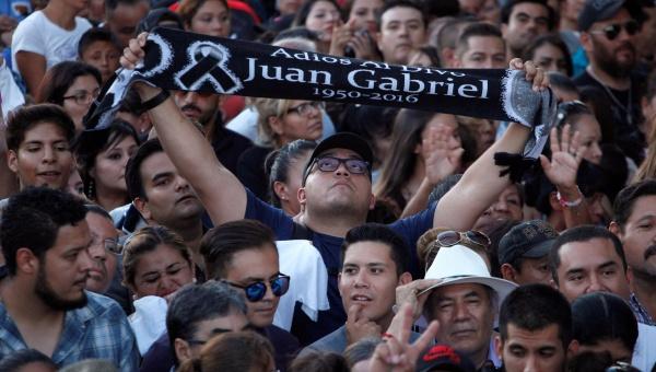 Rendirán homenaje a Juan Gabriel en la Ciudad de México