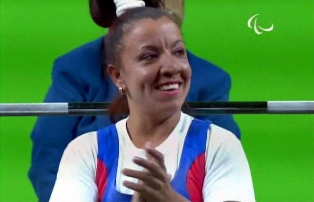 Leydis se supera en Río (+ videos)