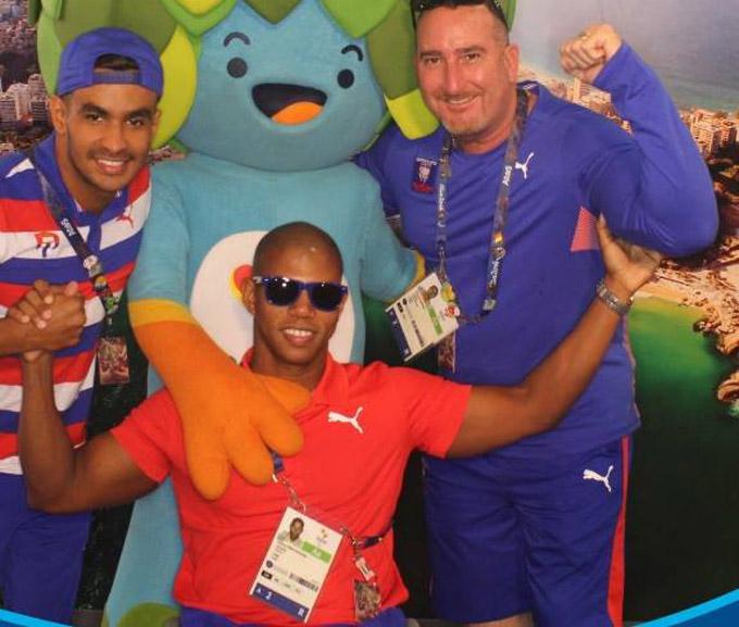 Juegos Paralímpicos: Lorenzo se baña en bronce en Río