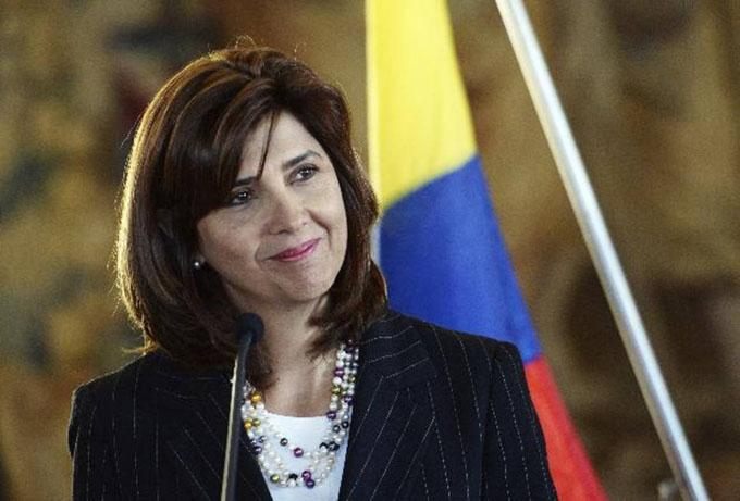 Agradece Canciller colombina apoyo mundial a acuerdo de paz