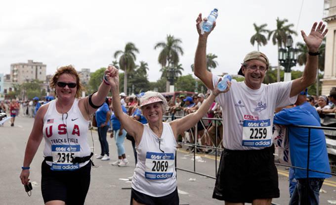 Marabana 2016 incrementa cifra de corredores extranjeros