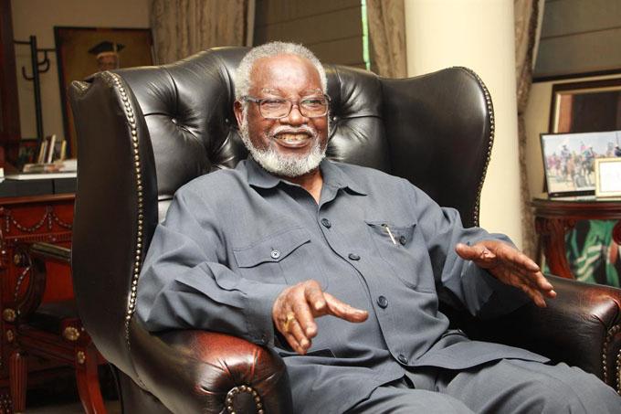 Cuba es mi segunda patria, afirma líder namibio Sam Nujoma