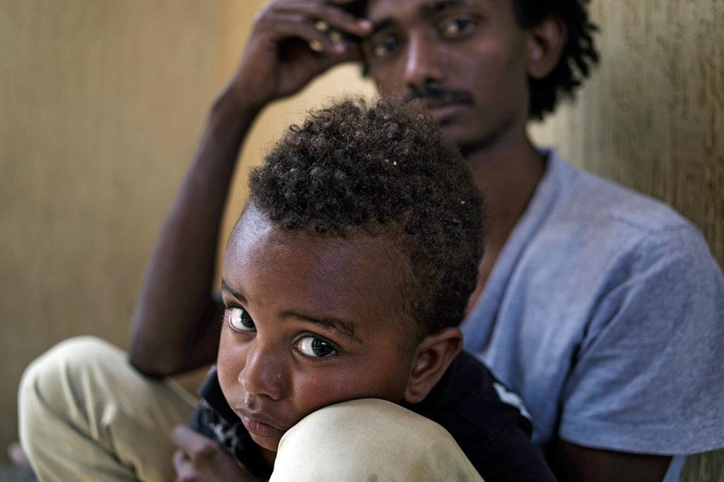 Casi 50 millones de niños desarraigados, alerta UNICEF (+ audio)