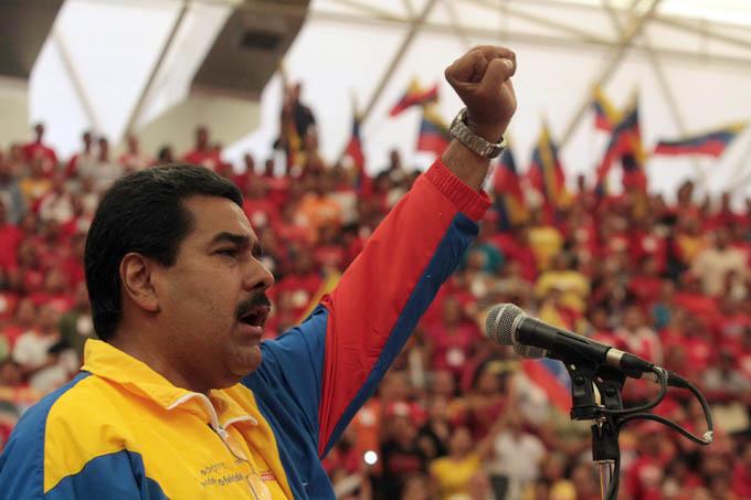 Continúa apoyo popular a gestión del presidente Maduro en Venezuela