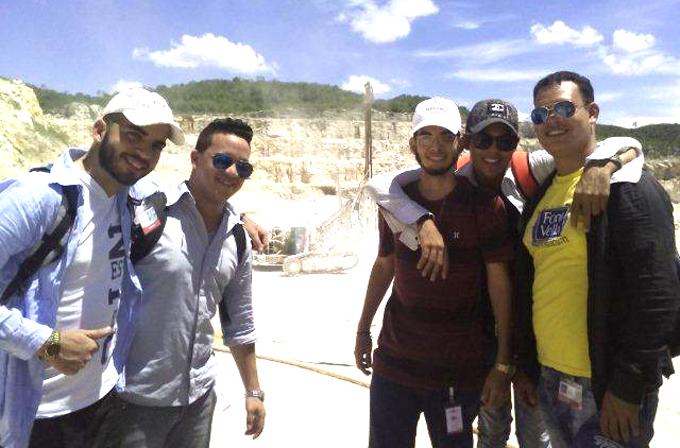 Recibe inyección de sangre joven sector de la construcción en Granma