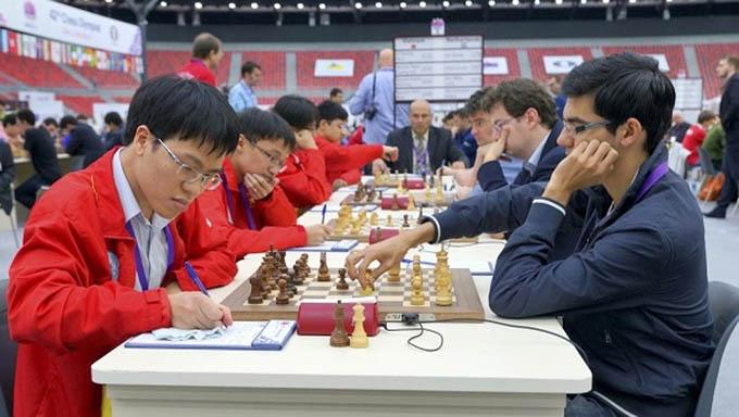 Ir al baño, cuestión de honor en Olimpiada de ajedrez