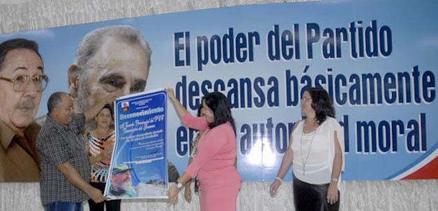 Reconocen  a Escuela provincial del Partido, en su aniversario 40,  en Granma