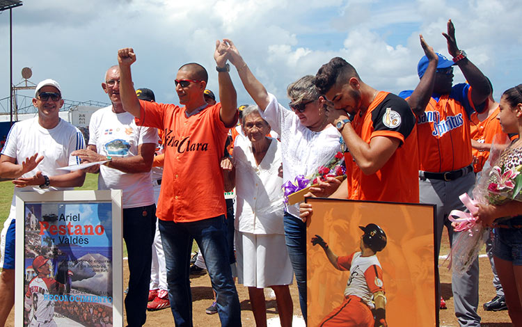Pestano se despidió de los aficionados, foto Carolina Vilches Monzón